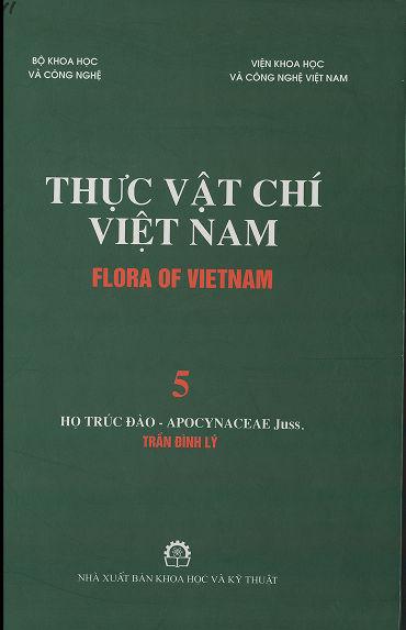 FLORA OF VIETNAM 5
