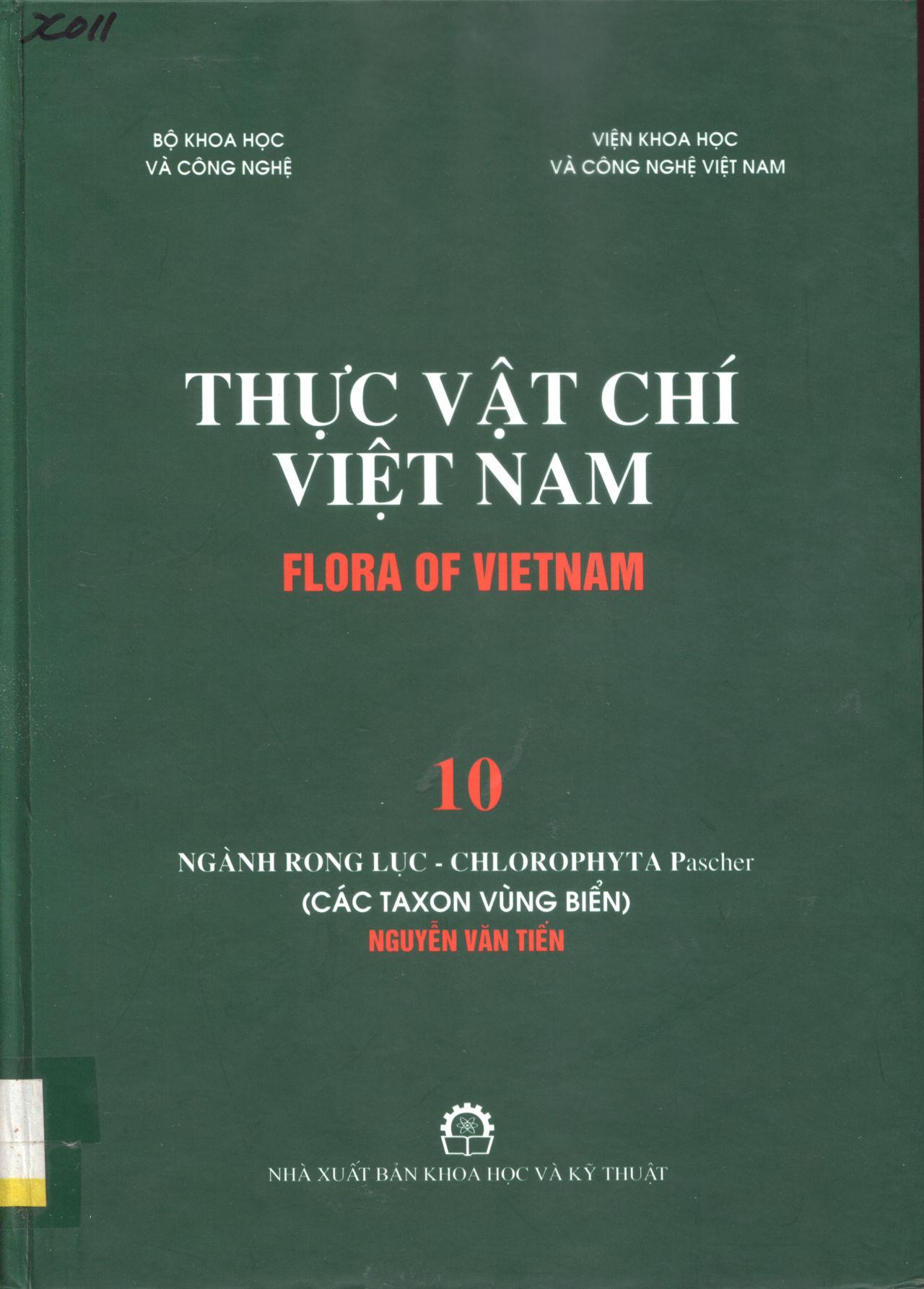 FLORA OF VIETNAM 10